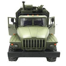 WPL Remote Control Car 1:16 simulation B36 B-36 cars RC car 6 wheel drive Soviet Ural Military Vehicle Truck Off-road Truck