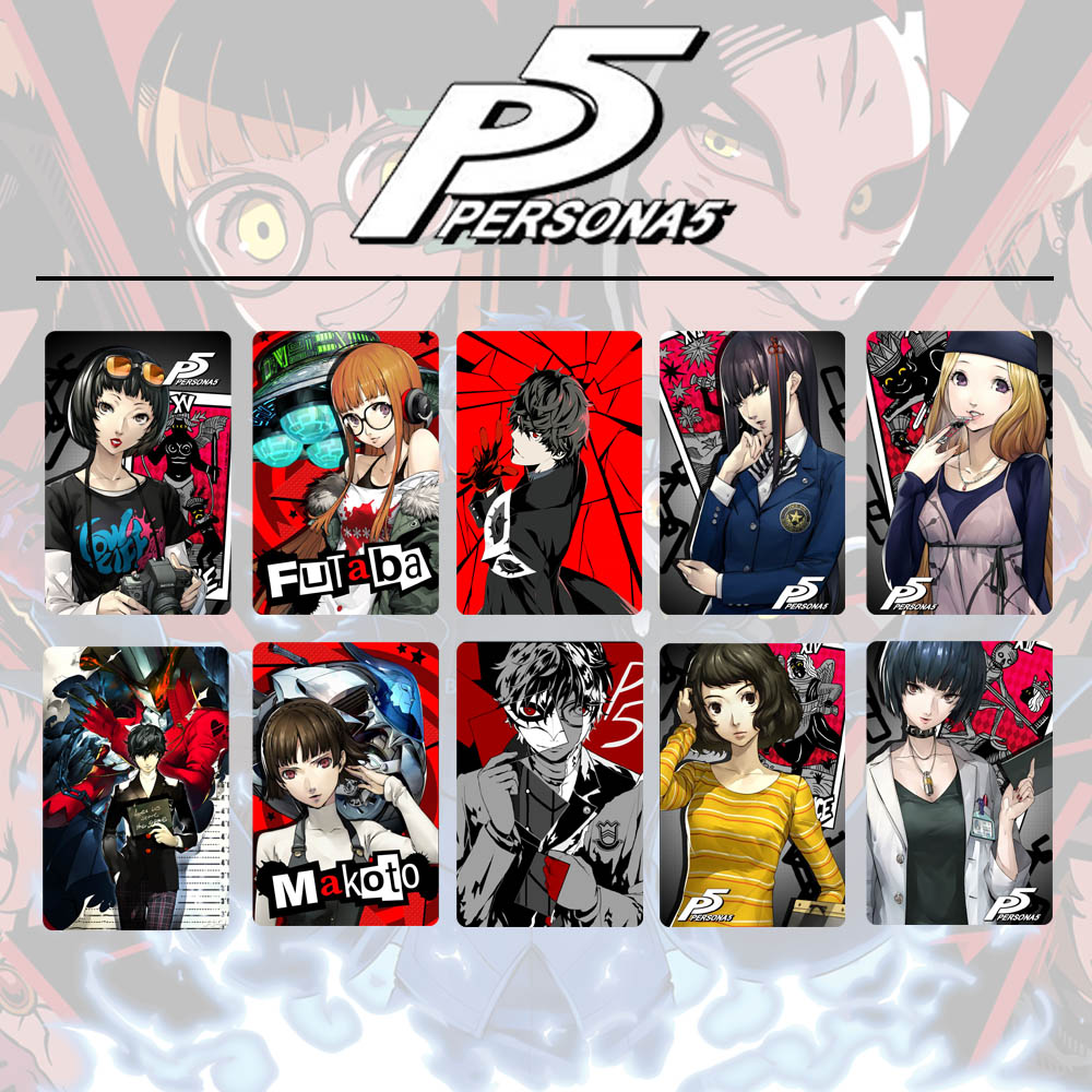 Buy persona 5 sticker and get free shipping on aliexpress com