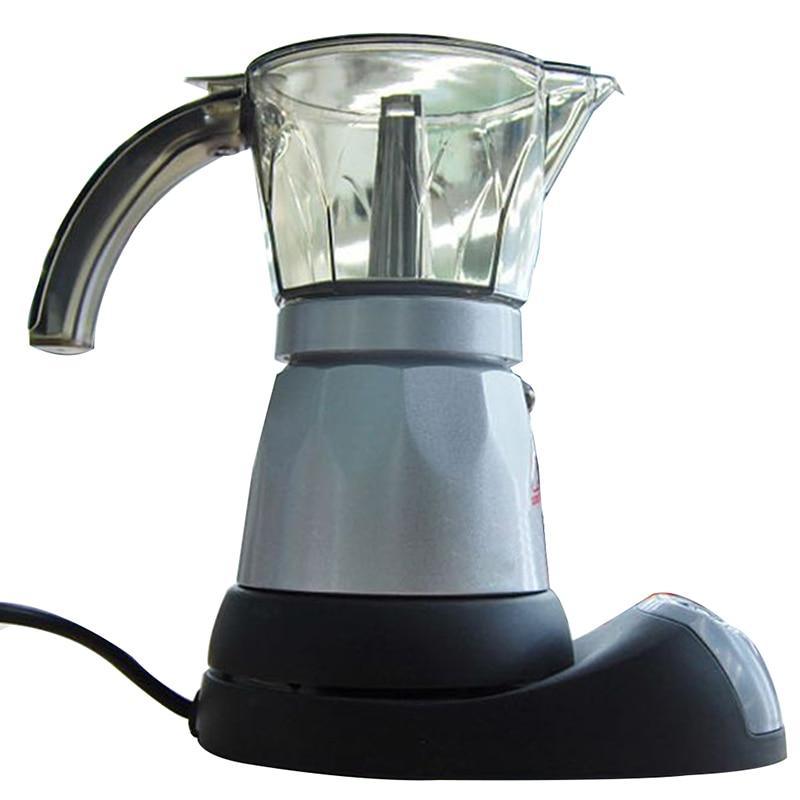 Beng 6 electric heating mocha pot fully-automatic electric coffee pot household italian lounged pot 04 nude mocha
