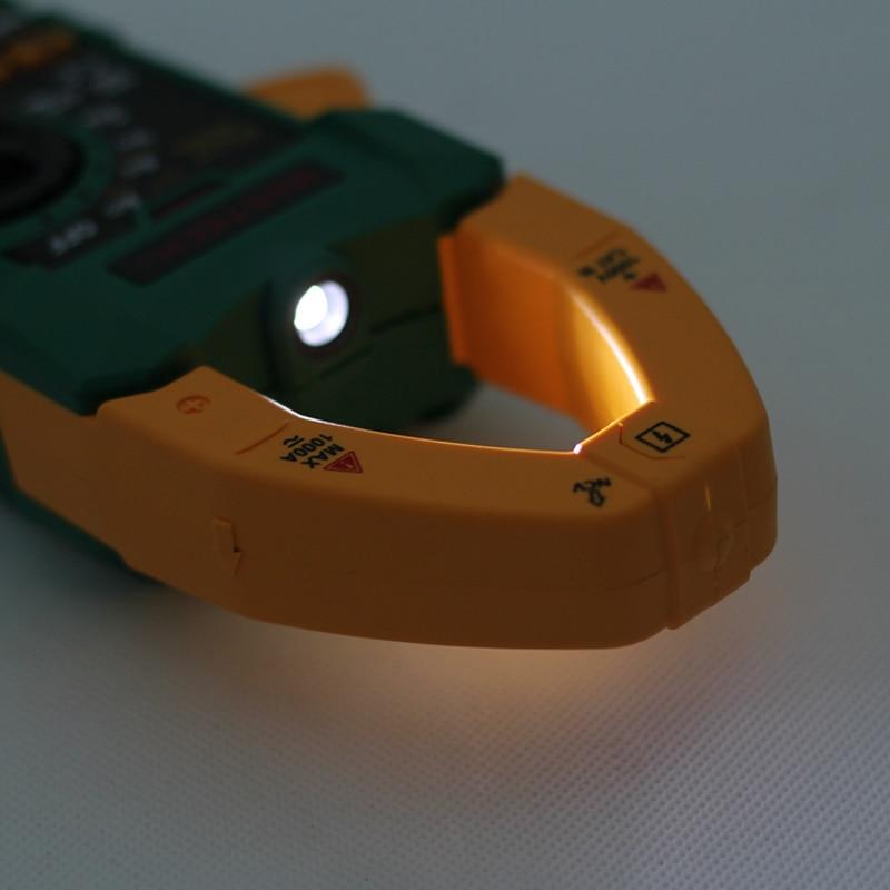 MASTECH MS2115A デジタル DC AC クランプメートルマルチメータ真の実効値電圧電流抵抗容量 1000A テスター  グループ上の ツール からの クランプ メーター の中 3