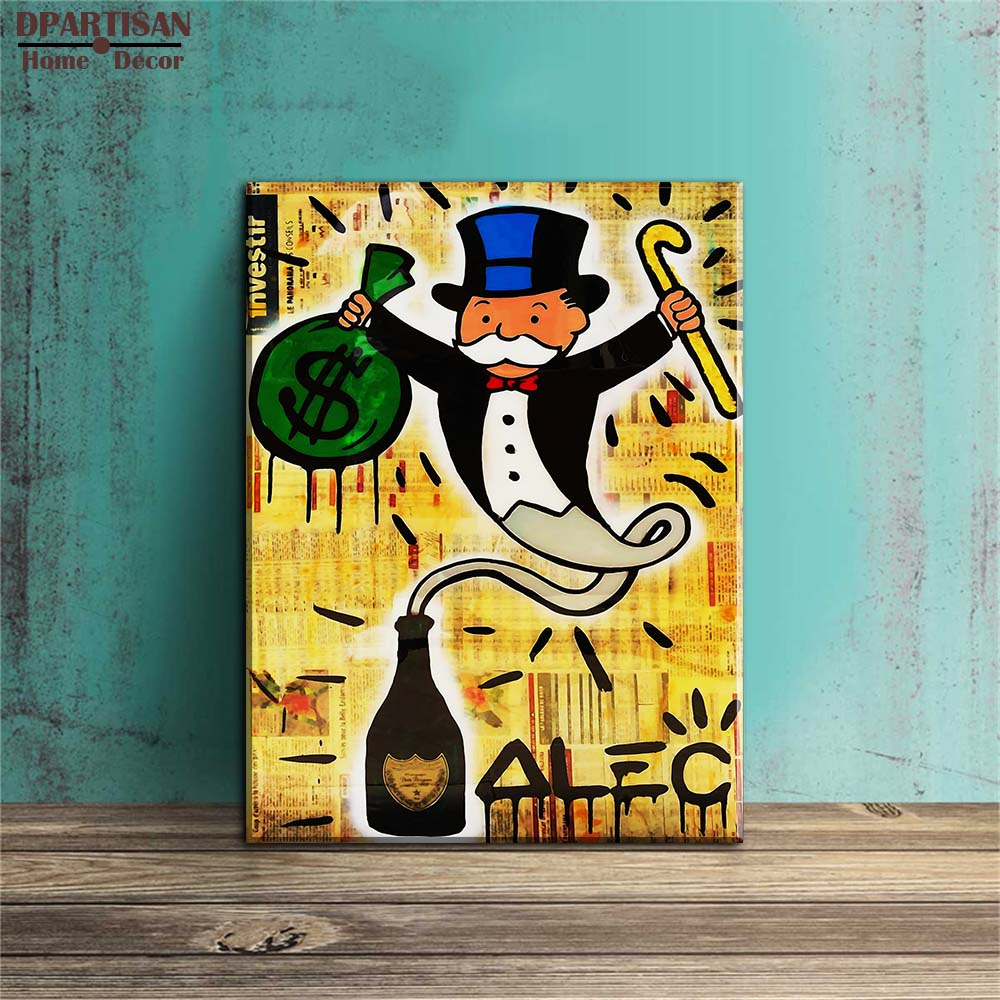 Perfect Monopoly Wall Decor Pictures - The Wall Art Decorations ...