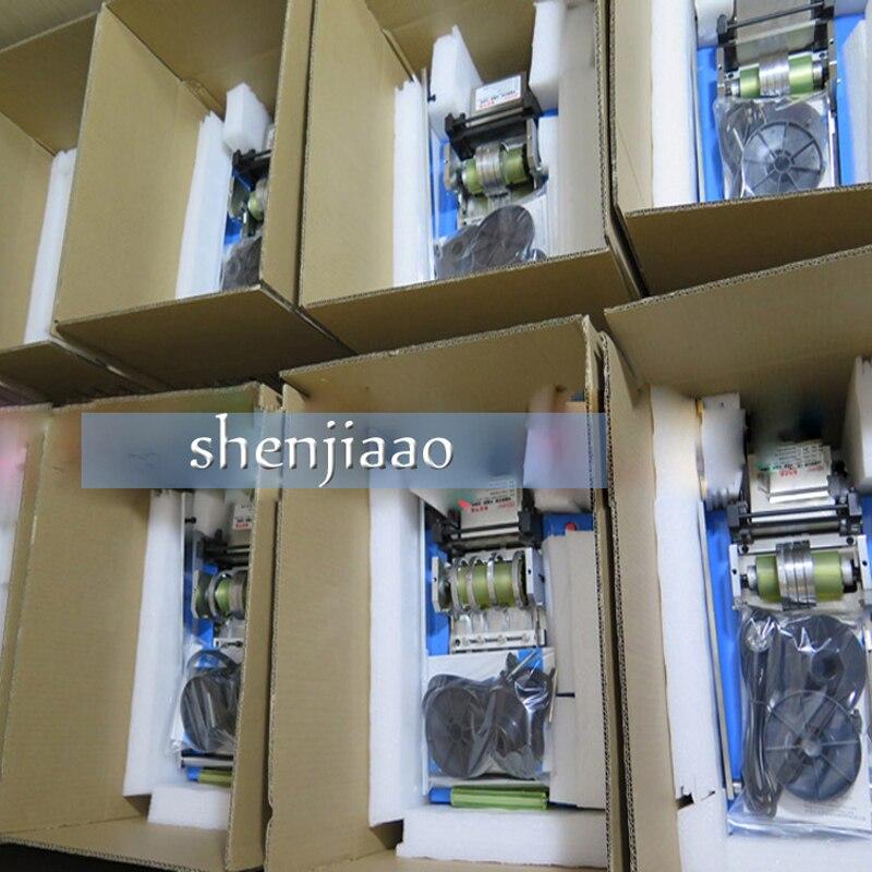 NEW Car Tubo Termoretraibile Tubo Cavo Macchina di Taglio 110 v e 220 v Calore Tubo Termoretraibile Automatica Macchina di Taglio - 5