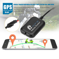 Professional Vehicle Car Motorcycle GPRS GSM Tracker Locator Real Time Anti Theft Monitor Drop Shipping