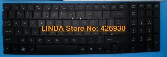 все цены на  Laptop keyboard for HP 4510S Black United States US V101826AS 516884-B31 MP-08J13U4-930 6037B0037402 536537-B31  онлайн
