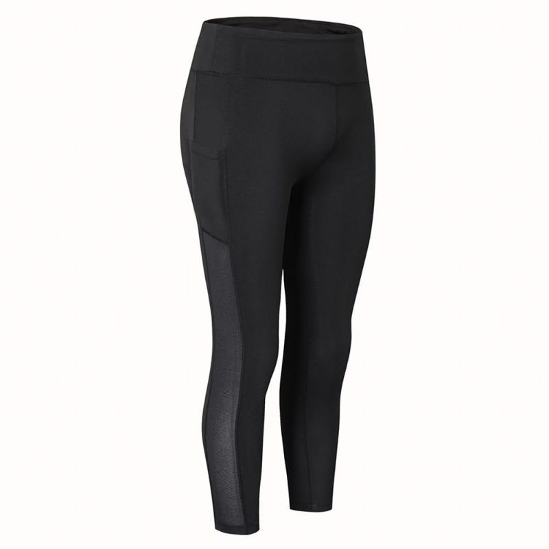 Mens Running Tights Quick Dry soild colors Breathable Riding Downhill Underwear MTB Road Mountain Bike Cycling long pant