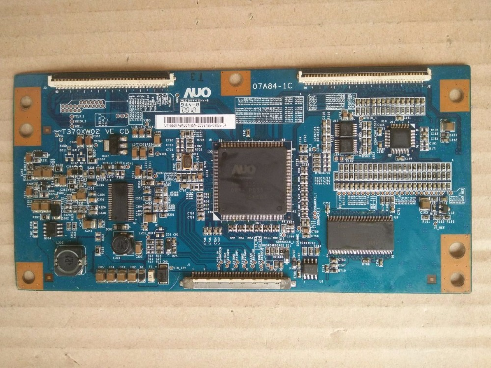 100% Tested T370XW02 VE CB 07A84-1C For 37 SONY Logic Board In Stock ! new in stock ve j40 cx