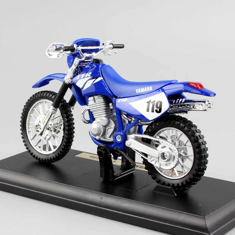 Image result for Yamaha TT R250 MOTORCYCLE BIKE DIECAST MODEL TOY