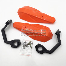Handle bar Brush Bar Hand Guards Handguard Protector Protection Plastic 22mm Fit For KTM EXC XC SX SXF XCW XCF EXCF XCR SMR DUKE