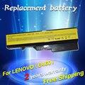 JIGU Аккумулятор Для Ноутбука LENOVO IdeaPad G460 G465 G470 G475 G560 G565 G570 G575 G770 Z460 L09M6Y02 L10M6F21 L09S6Y02