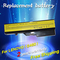 JIGU Laptop Battery For LENOVO IdeaPad G460 G465 G470 G475 G560 G565 G570 G575 G770 Z460 L09M6Y02 L10M6F21 L09S6Y02