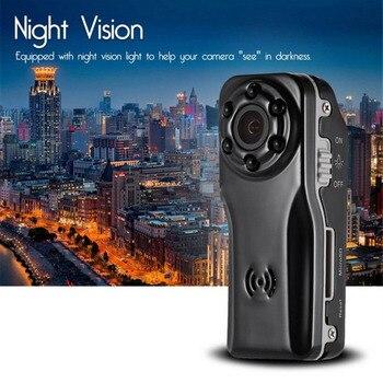 Portatile S80 Mini Macchina Fotografica PK MD81S MD81 Night Vision Motion Detection Loop Recording Auto DVR DV Sport Cam con Impermeabile caso