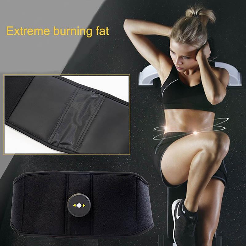 Abdominal Abs Toning Electric Vibration Fitness Massager Belt 3