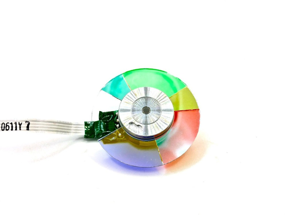 REDTOWN (NEW) Original DLP Projector Colour Color Wheel Model For Optoma HD141X color wheel
