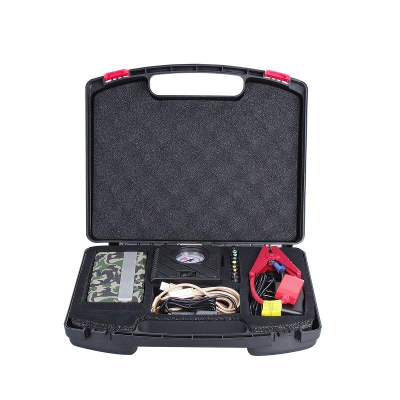 K05 minimax jumpstarter emergency power pack car booster lithium polymer battery charger for 12V gasoline diesel