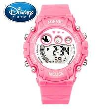 Disney Kids Watch Children Watch Fashion Cool Quartz Digital Wristwatches women watch Sports Clock