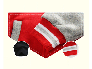 Image 5 - 2019 Fashion Height Quality New Year Costume For Boy Clothing Kids Tracksuit Autumn Winter Set Sports Suit Christmas Clothes