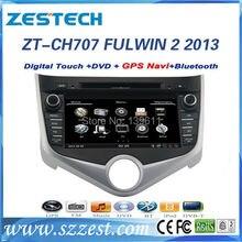 ZESTECH auto multimedia Car DVD Navigation system FOR Chery FULWIN 2 2013 Car DVD Navigation system with canbus,gps antena
