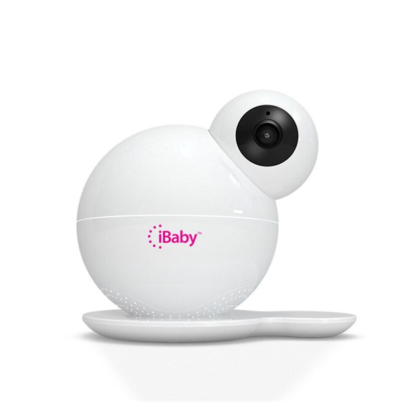 HD 720 P panoramique et inclinaison sans fil WIFI bébé moniteur bébé cri alarme