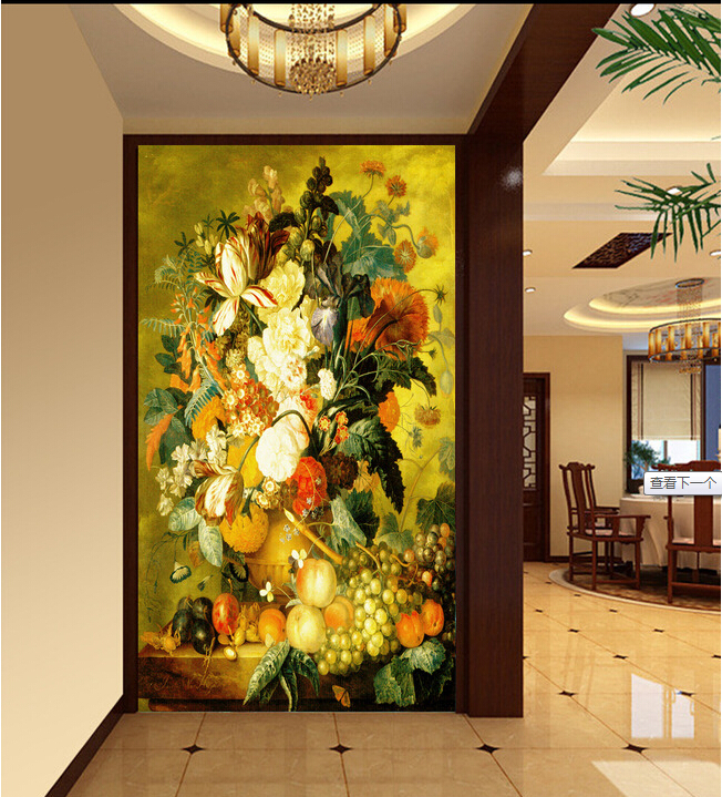 The custom 3D murals,Jade carving flowerpot vase of flowers   papel de parede,living room sofa TV wall bedroom wall paper the custom 3d murals the new york times center building street black and white living room sofa tv wall bedroom wall paper