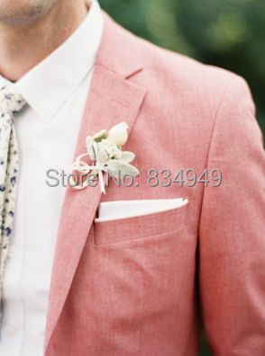 Suit Jacket Custom Made Linen Blazers Men,Man Blazer Casual Suit Jacket Men Linen Blazer Bespoke Wedding Jacket Blazer Masculino