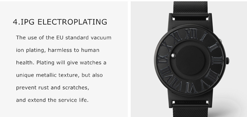 EUTOUR Colors Canvas Strap watch man Magnetic Ball Quartz Watches Personify Waterproof Male Clock Simple Mimimalist Wristwatches (11)