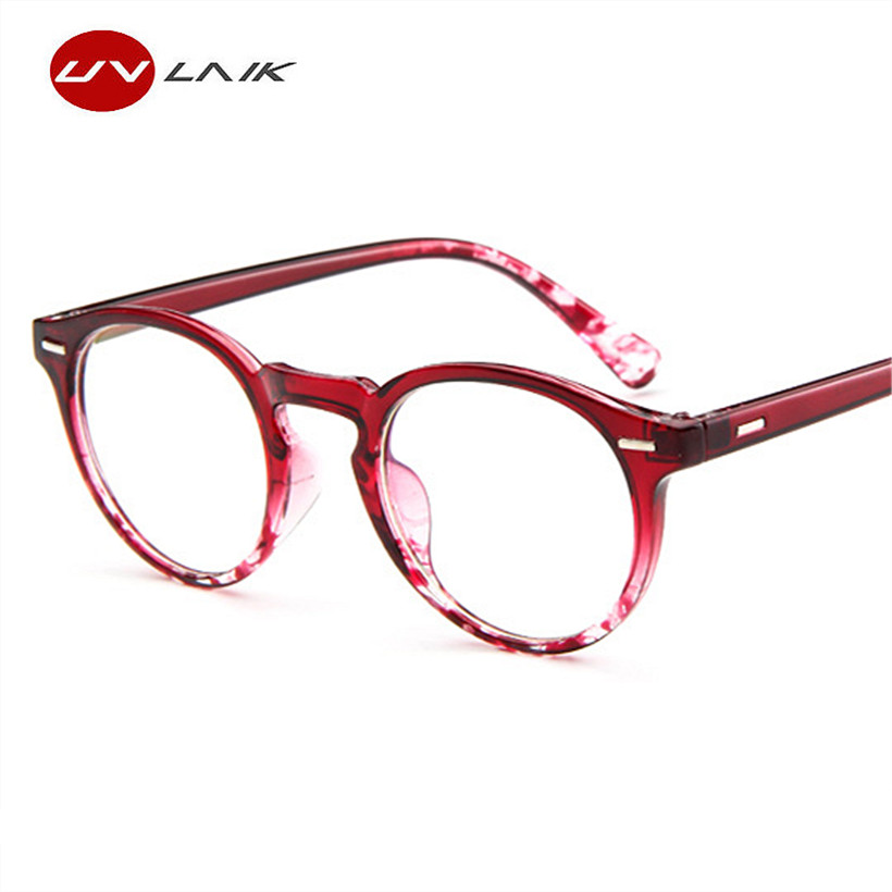 Glasses with clear glass men women optical glasses frame clear points transparent glasses women's frames