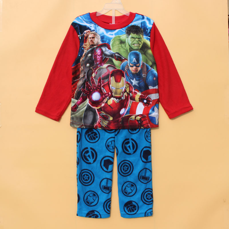 Warm Pajamas For Kids Breeze Clothing