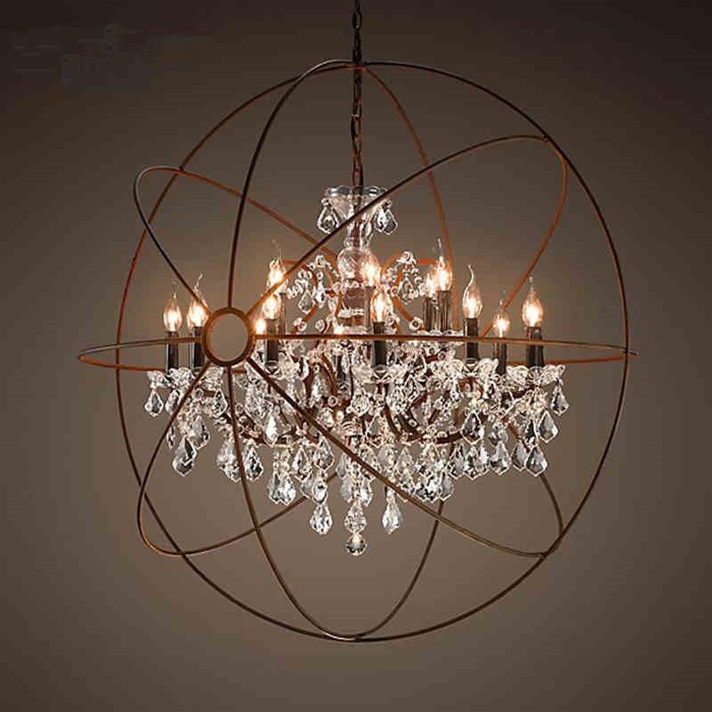 Aliexpress.com : Buy Loft Vintage Pendant Lights Round
