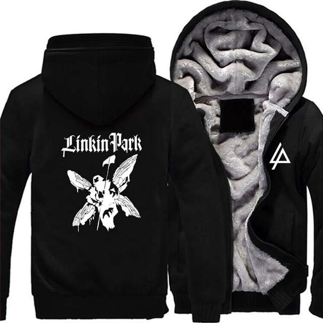 Linkin Park Logo Coat Jacket ( 4 Design )