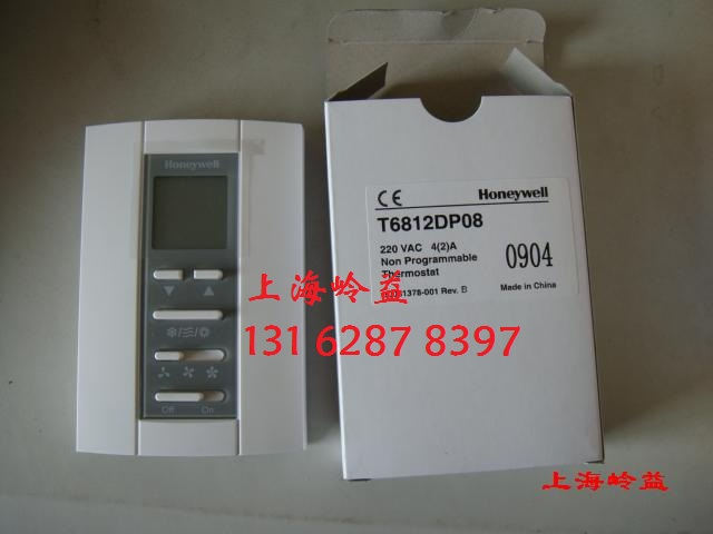 все цены на New original authentic / T6812DP08 / LCD thermostat Alternative / DT70 / temperature control panel онлайн