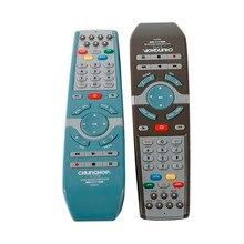 Chungop e772 2aaa controle remoto combinacional aprender para tv sat dvd cbl dvb t aux universal ce 3d smart tv