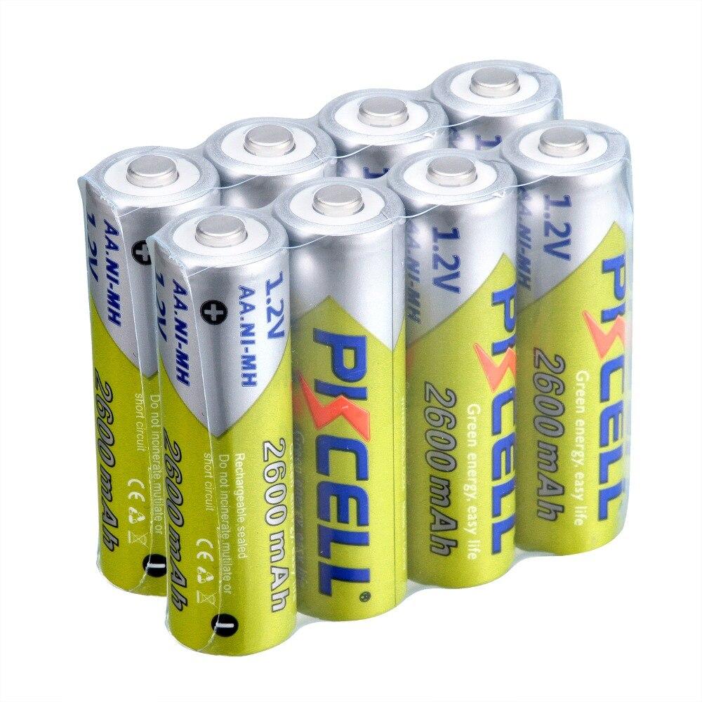 20ชิ้นNI MH 2600มิลลิแอมป์ชั่วโมง1.2โวลต์แบตเตอรี่aa AAแบตเตอรี่แบตเตอรี่แบบชาร์จ2A Bateria Baterias 2aก่อนชาร์จแบตเตอรี่แบบชาร์จBateria-ใน แบตเตอรี่แบบชาร์จได้ จาก อุปกรณ์อิเล็กทรอนิกส์ บน AliExpress - 11.11_สิบเอ็ด สิบเอ็ดวันคนโสด 1