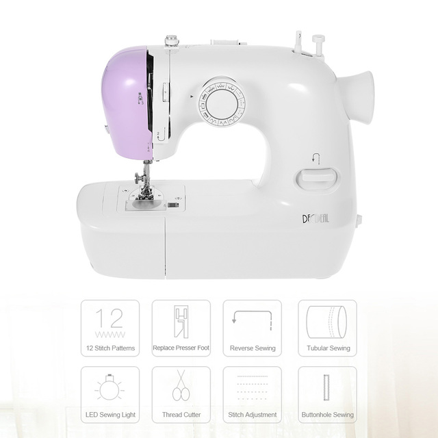 Electric Household 40 Speed Sewing Machine With Buttonhole Presser Fascinating Pedal Stay Sewing Machine Pedal Pad