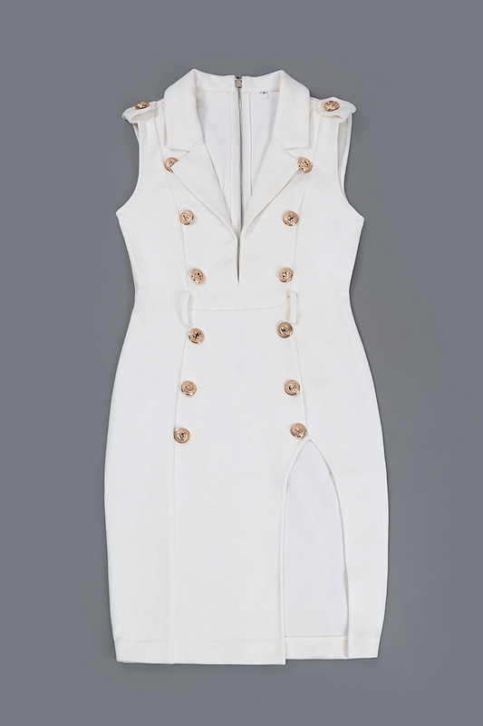 2019 дешево глубокий вырез подробное описание кнопки платье с большим разрезом глубокий вырез, глубокий v-образный вырез, сексуальное Вечерние Vestidos Для женщин верхняя одежда с поясом и поясом