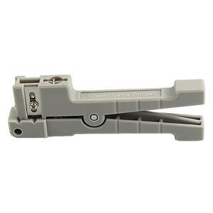 45-162 45-163 45-162 Chaqueta de fibra /óptica Pelacables Herramienta de corte de pelado de cable coaxial herramienta de pelado de alambre Cortador de alambre