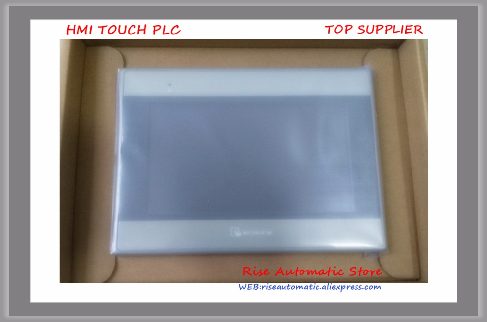 New Original HMI Touch Screen <font><b>7</b></font> Inch MT6071IE High-Quality TFT <font><b>800</b></font>*480 Color Touch Panel Display HMI COM1/2/<font><b>3</b></font> image