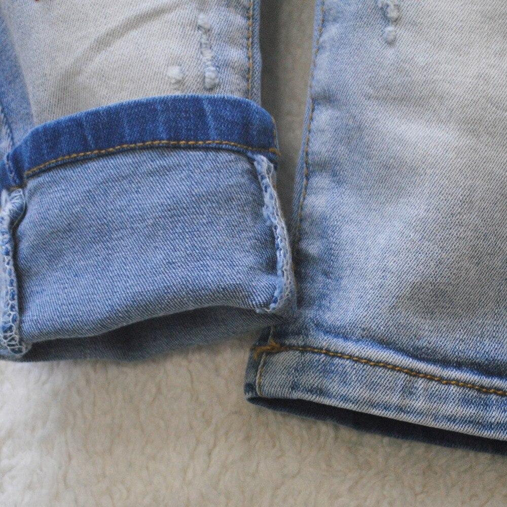 4006 0-2 жастағы балалар джинсы шалбар - Балаларға арналған киім - фото 4