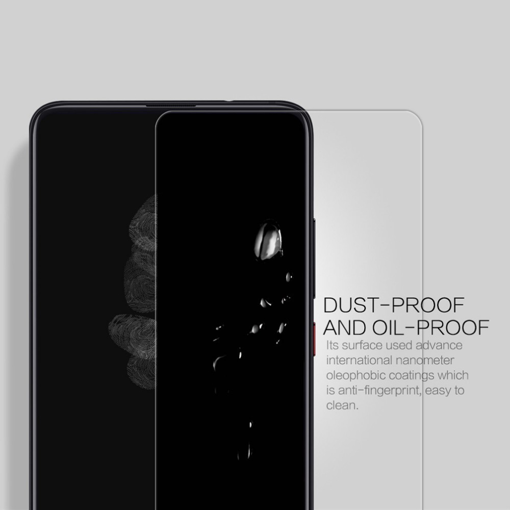 Image 5 - For Xiaomi Redmi K20 Tempered Glass Nillkin 9H Amazing H/H+Pro Clear Glass Film For Redmi K20 Pro Mi 9T 9T Pro Screen Protector-in Phone Screen Protectors from Cellphones & Telecommunications on