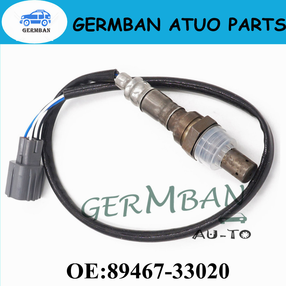 New Manufacture No#89467-33020 234-9010 Oxygen Sensor Air Fuel Ratio Sensor RATIO SENSOR For OUTBACK TOYOTA CAMRY SOLARANew Manufacture No#89467-33020 234-9010 Oxygen Sensor Air Fuel Ratio Sensor RATIO SENSOR For OUTBACK TOYOTA CAMRY SOLARA