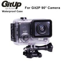 Оригинальный Подводные 30 м Водонепроницаемый чехол для GitUp GIT2P 90 градусов угол обзора действие Камера