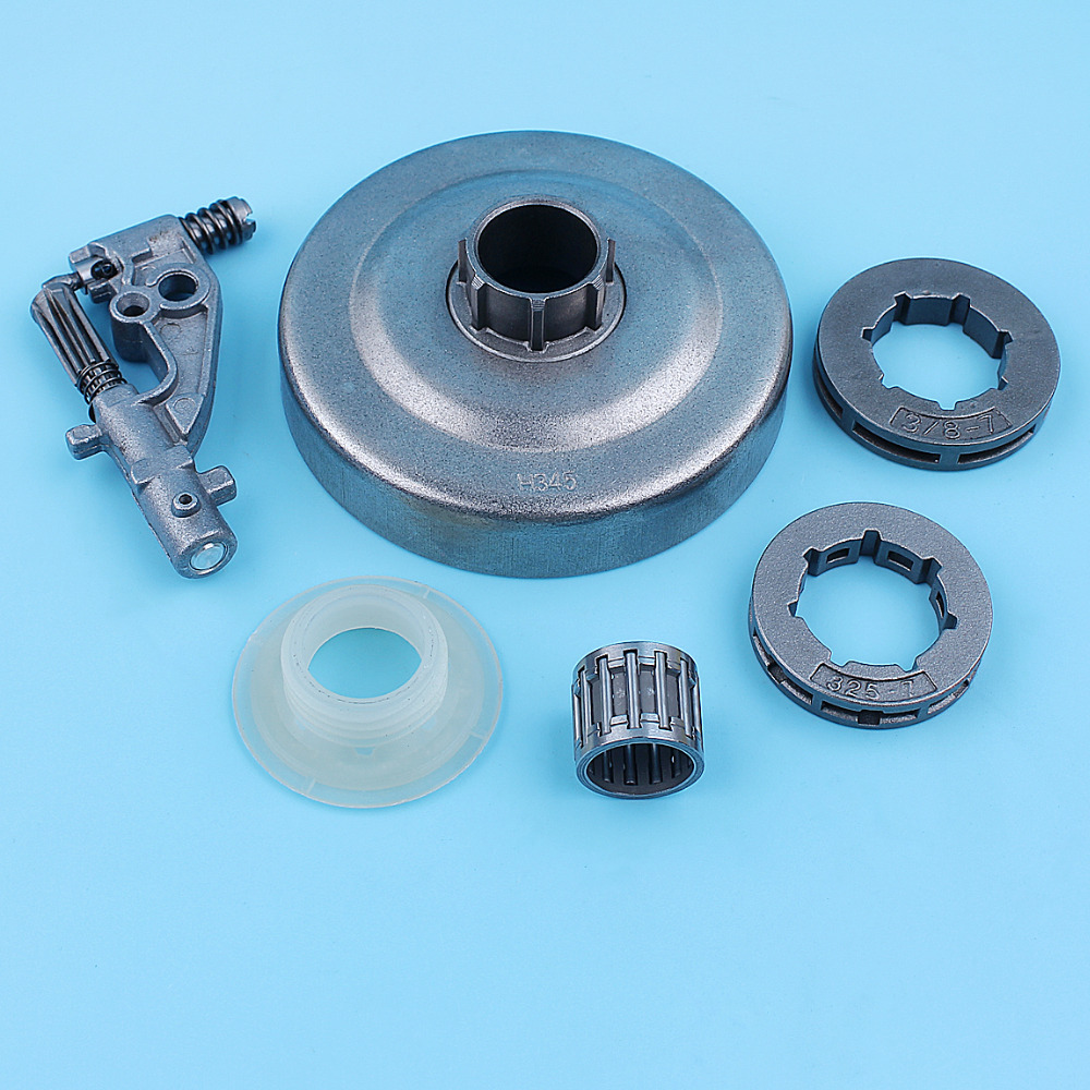 Tooth Replacement Pump Needle Oil Jonsered Drum Clutch Chainsaw CS2156 Kit 3 2156 CS2159 For Part 8inch Sprocket 2159 Rim Bearing 7