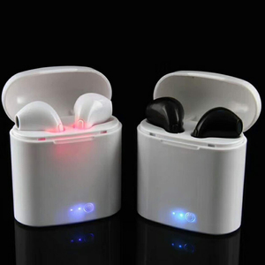 Image 3 - ABDO Bluetooth 5.0 Wireless Earphones i7s TWS Stereo  Sports Headset Earbuds with Mic Charging Box for All Smart phone