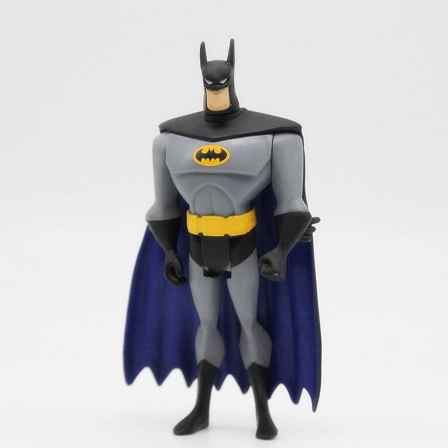"""JUSTICE League Unlimited DC Universe 3.75/"""" BATMAN e Wonder Woman Figure Set"""