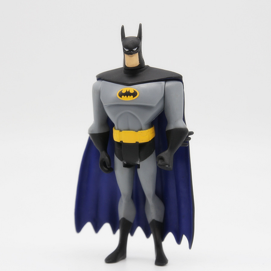 цена JUSTICE LEAGUE UNLIMITED DC Universe Batman Super Hero JLU Action Figures Toys