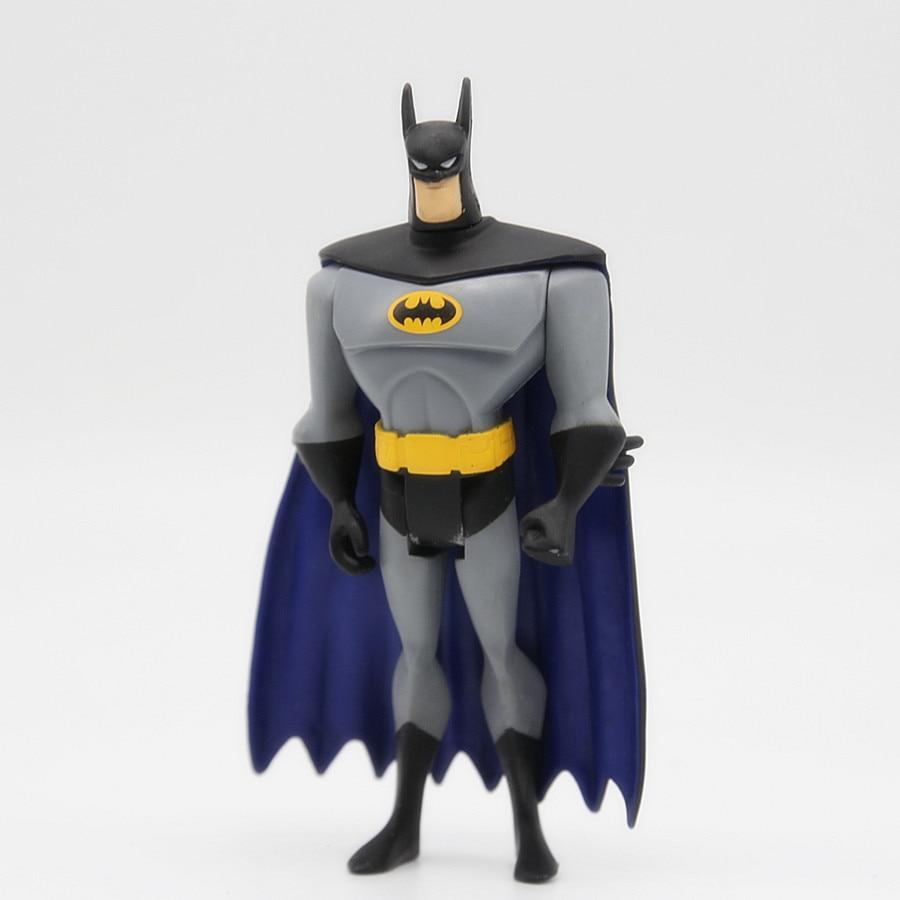 JUSTICE LEAGUE UNLIMITED DC Universe Batman Super Hero JLU Action Figures Toys