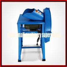 Electrical Vegetable grass wood crushing dicing slicering machine Lawn mower slicer crusher grinder for poultry animal feed(China)