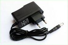 AC 100V 240V Converter Adapter DC 9V 1A Power Supply EU Plug DC 5 5mm x