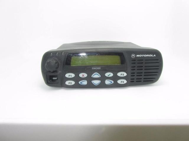 Poważnie Moble radio Motorola GM360 with keypad and display for the long OR01