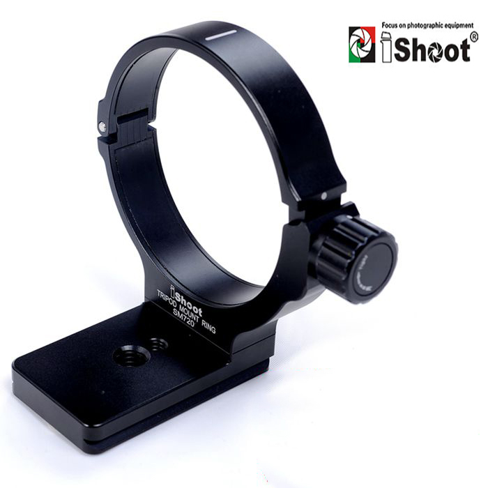 Collier de Support d'objectif iShoot pour Sigma TS-21 AF APO 70-200 F/2.8 EX DG OS HSM MACRO, APO 50-150 F2.8 EX DC O anneau de montage de trépied