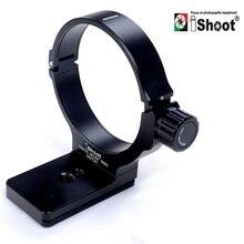 IShoot Collar de soporte de lente para Sigma TS 21 AF APO 70 200 F/2,8 EX DG OS HSM MACRO, APO 50 150 F2.8 EX DC O anillo de montaje en trípode